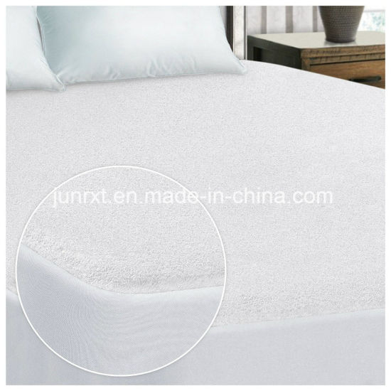 Mattress Protector Waterproof and Hypoallergenic Pad The Best Defense for Bed Bugs & Spills