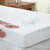Chinese Supplier Cheap 100% Polyester Knitted Fabric Waterproof Mattress Protector /Protects Against Bed Bugs