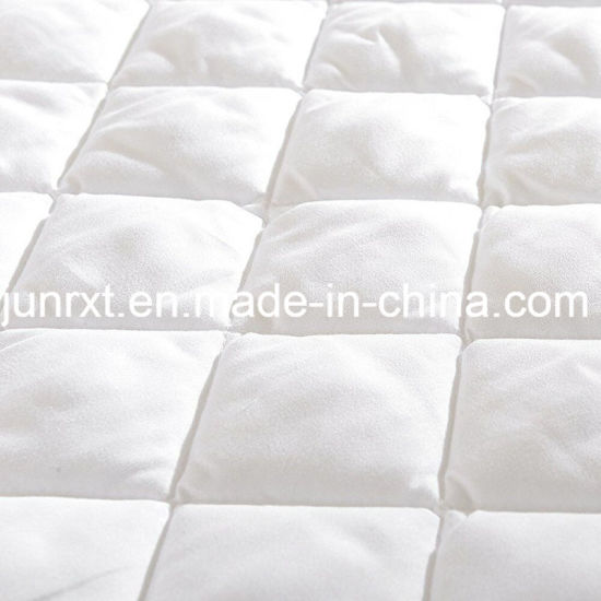 Queen Size Microfiber Quilted with TPU Waterproof Mattress Protector