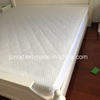 High Quality White Quilted Mattress Protector for Hotel Hospital Bed Waterproof Mattress Cover