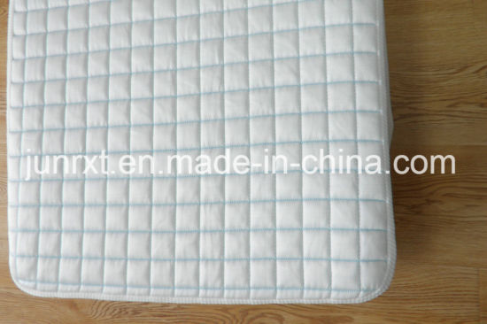 Sfactory Direct Sale New Style Super Cool Hand Feeling Waterproof Mattress Protector