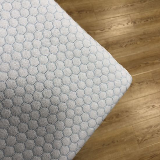 Wholesale From China Polyester Cooling Waterproof Fabric Bed Bug Mattress Cover