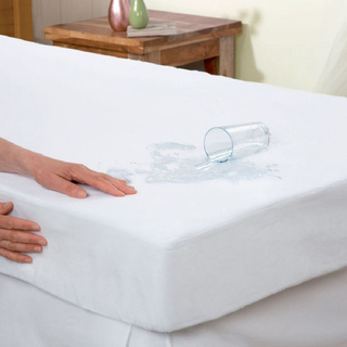 80% Cotton 20% Polyester Waterproof Mattress Protector