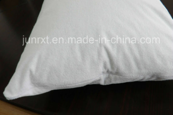 Custom Fit Terry Cloth Pillowcase for Better Sleep Memory Foam Pillow Cover