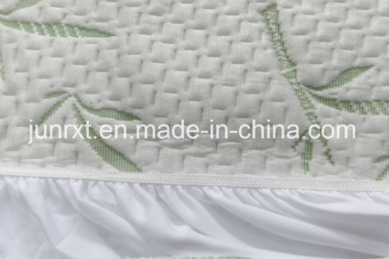 100% Bamboo Fiber Best Selling Items Quilted Crib Mattress Pad Protector