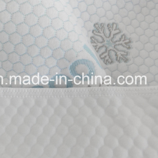 100% Waterproof Polyester Breathable Quilted Mattress Protector Waterproof
