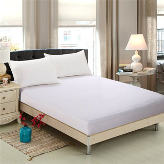 Premium Terry Cotton Topper Mattress Pad Protector-King Size
