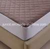 100% Polyester Cheap Quilted Style Waterproof Mattress Cover/ Mattress Home Textile