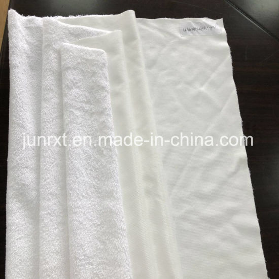 Oeko Factory Wholesale High Quality Waterproof Fabric for Mattress Protector, PU /TPU Fabric for Mattress Cover, 100%Cotton Terry
