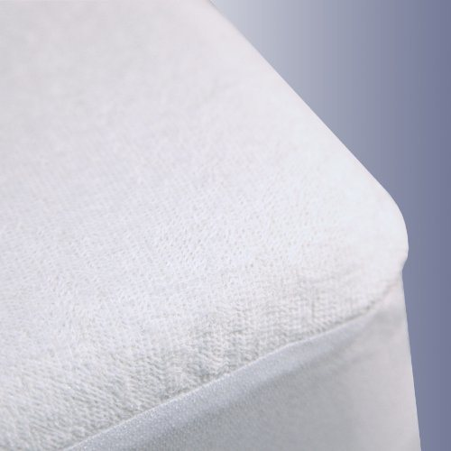 Full Size Cotton Polyester Blended Waterproof Mattress Protector