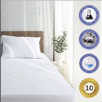 Wholesales Waterproof and Breathable Mattress Protector