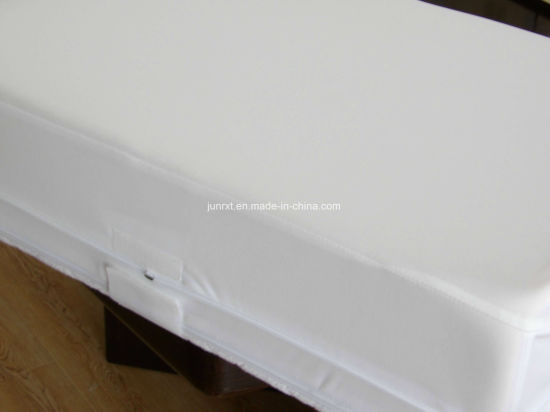 Terry Technics and Make to The Order Size Zippered Mattress Encasement Antibacterial