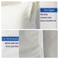 2 Packs Against Dust Mite, Bacteria Waterproof Zippered Pillow Encasement