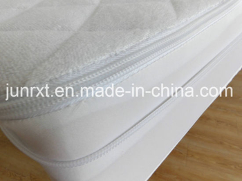 Double Zipper Anti Allergy Full Zip Closure Dust Mite Proof Mattress Encasement Cover Protector