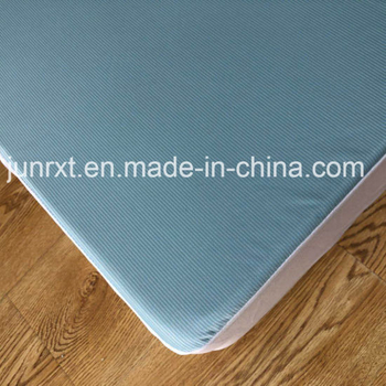 Breathable and Waterproof Mattress Protector Cool Fabir Jacquard Fabric Use for Hotel/Home